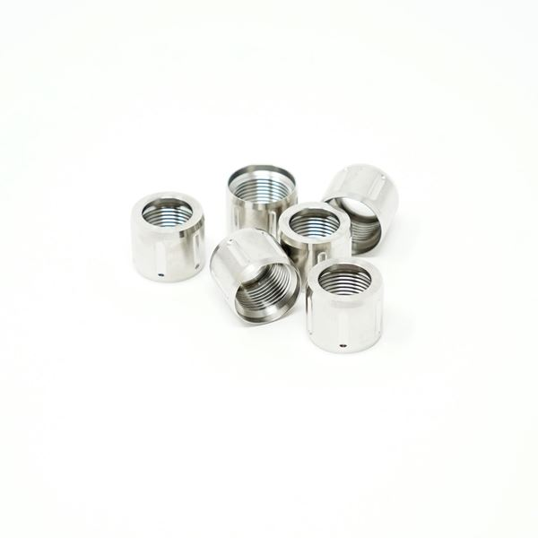 1/2x28 Stainless Steel Thread Protector