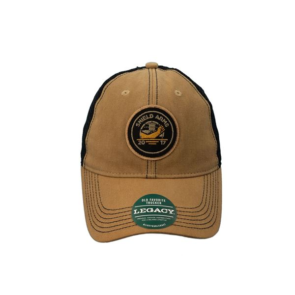 Shield Arms Strong Hat