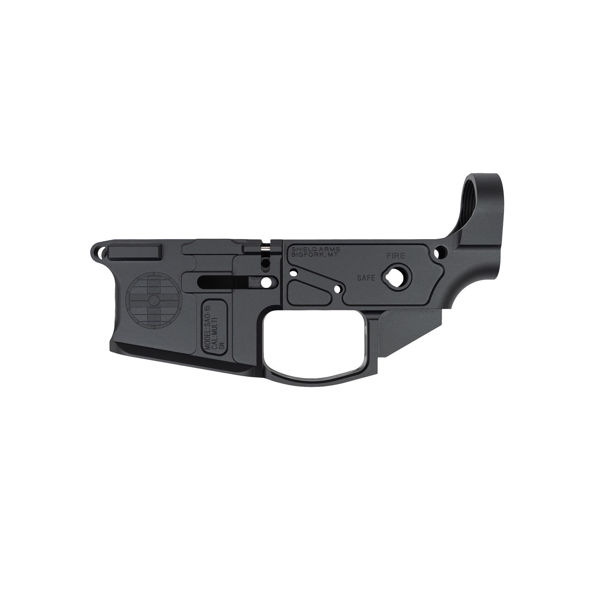 SA-4 Stripped Billet Non-Folding Lower